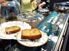 Banana Walnut Bread, Liberty Coffee, Rangoon Road