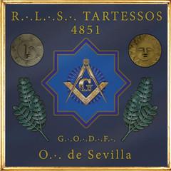 Logia Tartessos, Sevilla, Gran Oriente de Francia