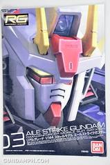 RG 1-144 Strike Rouge Gundam Plamodel EXPO Limited Version Unboxing Photos (17)