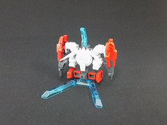 Sneak Peak SD Gundam AGE-2 Normal & Double Bullet (4)