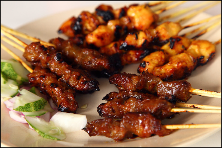 Image result for satay