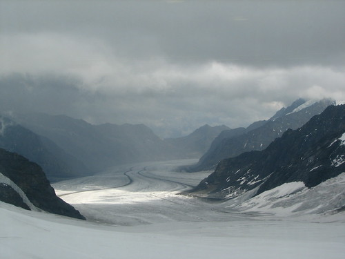 Ghețarul Aletsch (Aletschgletscher)