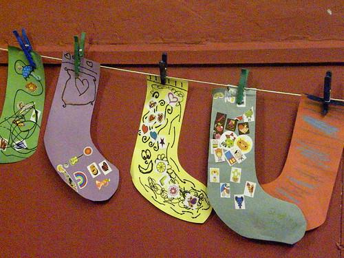 Socks in Chorlton