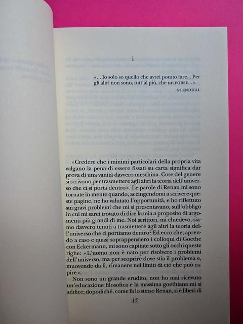 Maurice Sachs, Il Sabba, Adelphi 2011. [Resp. grafica non indicata]. Frontespizio (part.), 1