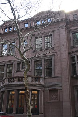 Unusual building in NYC