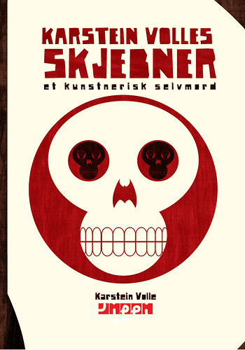 Karstein Volles skjebner - cover by Karstein Volle