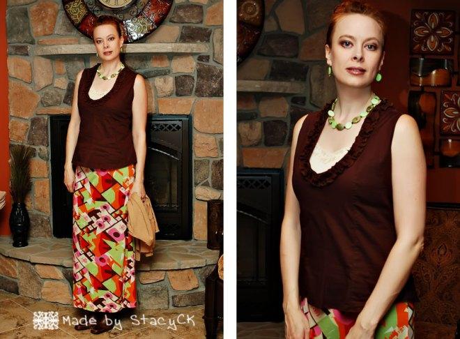 brown-shirt-maxi-skirt-modeled