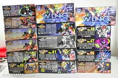 SD Gundam Wing Series Kit List (2)