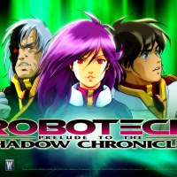 ROBOTECH PRELUDE TO SHADOW CHRONICLES BY SCOTT BERNARD (VIC SAGE)