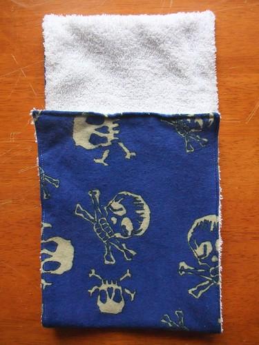 Burp Cloth 2