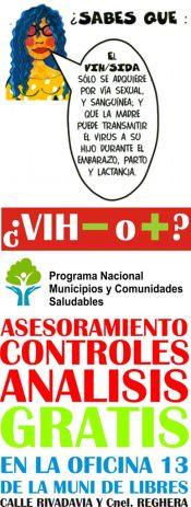 VIH + o -