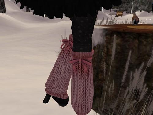 keep each step warm :P