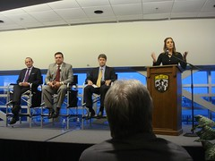 State of the League event at Crew Stadium
