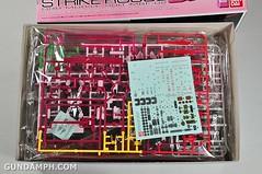 RG 1-144 Strike Rouge Gundam Plamodel EXPO Limited Version Unboxing Photos (7)