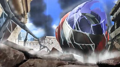 Gundam AGE 3 Episode 30 The Town Becomes A Battlefield Youtube Gundam PH 0074