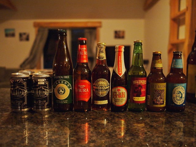 Beer Haul 4-7-12
