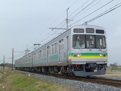 7505F @武州荒木〜東行田