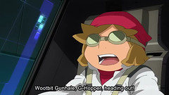 Gundam AGE 3 Episode 31 Terror! The Ghosts of the Desert Youtube Gundam PH 0027