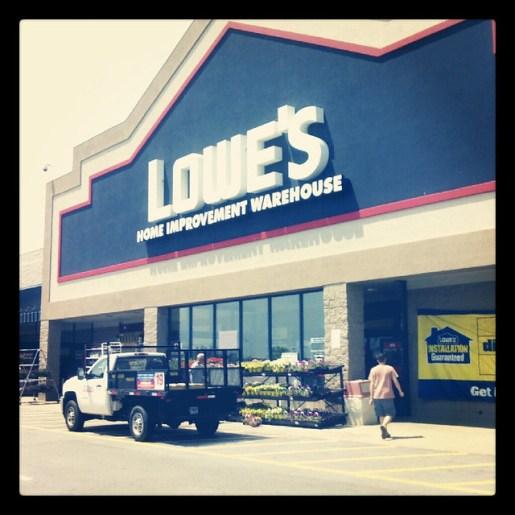 Lowe's Alexandria #LowesChallenge