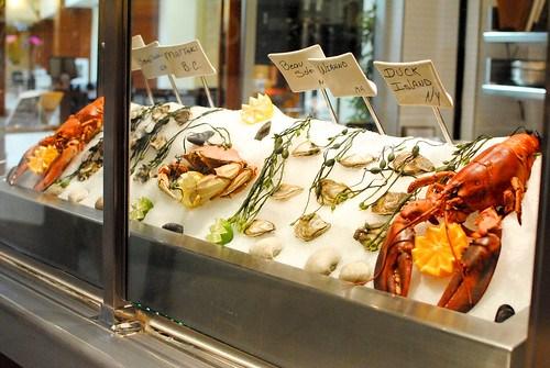 rm seafood display