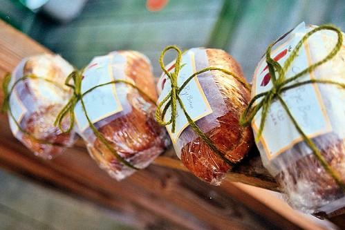 fresh baked breadlings
