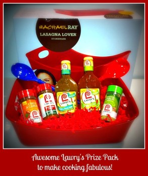 Lawry's_giveaway