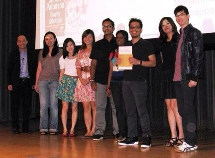 Singtel Outstanding Team Award by phatfreemiguel