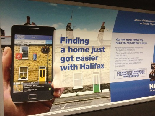 Halifax homefinder application