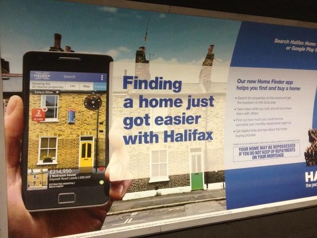 Halifax homefinder application