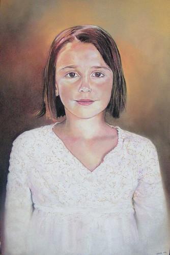portrait d'élisa