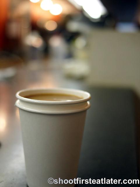 columbian finca of Intelligensia coffee