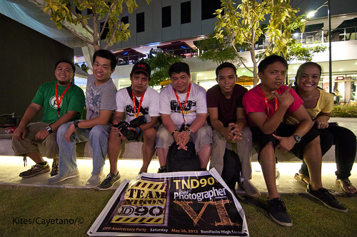 Team Nikon D90