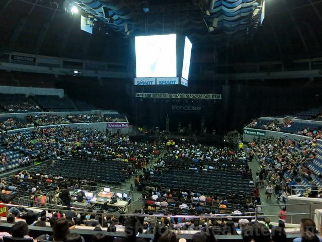 Lifehouse at the Smart Araneta Coliseum-010