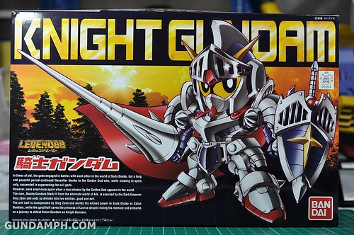 SD Legend BB Knight Gundam OOTB Unboxing Review (1)