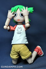 Revoltech Yotsuba DX Summer Vacation Set Unboxing Review Pictures GundamPH (57)