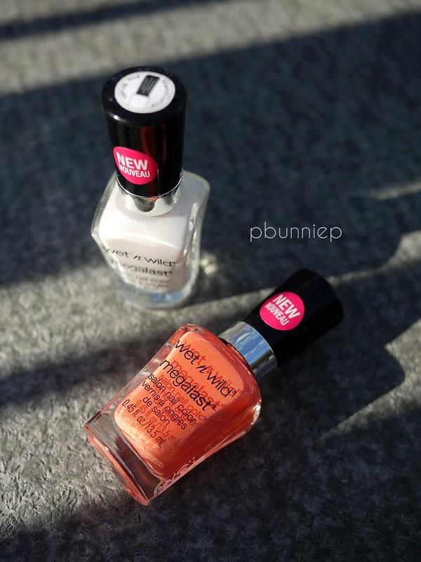 WetNWild Megalas nail polish