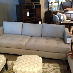 Crate And Barrel Lounge Sofa Pilling Electric Recliner Bryn Alexandra Choosing Our Photo