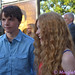 Joel Courtney & Katherine McNamara - DSC_0037