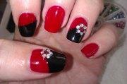 simple diy nail art design easy