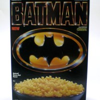 22-Year-Old Batman Cereal: A Review