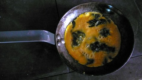 France,omelette ?† l'oseille