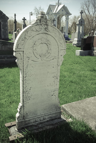 old gravestone... there is a date of 1847...