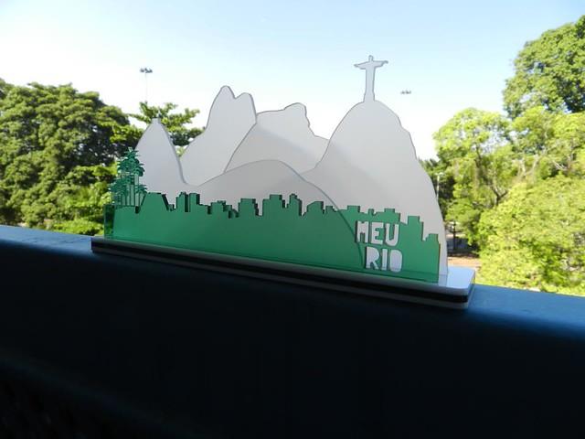 Meu Rio Lazer Printing