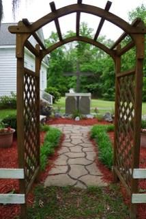 Ten Commandments Garden