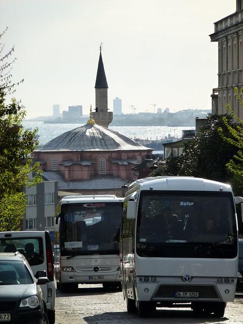 Istanbul - avril 2012 - jour 2 - 165 - Küçük Ayasofya Caddesi