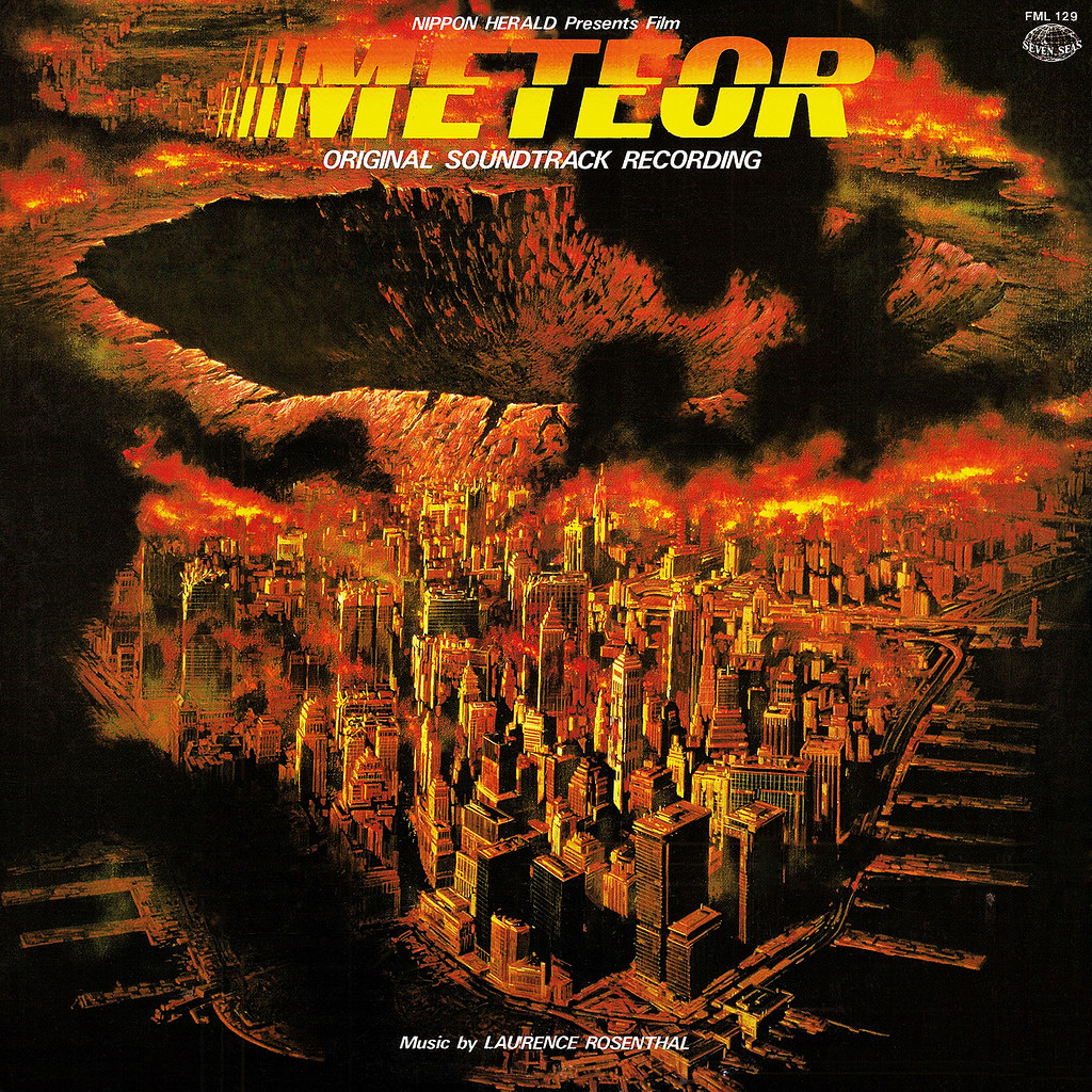 Laurence Rosenthal - Meteor