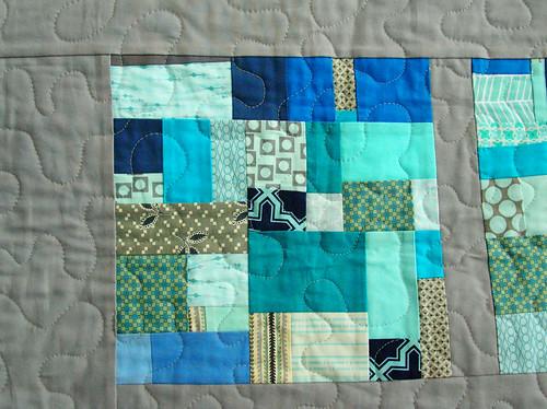 blue squares improv detail