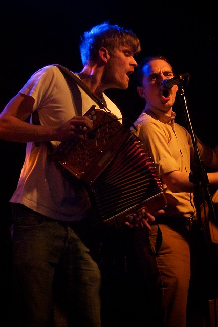 Skinny Lister at the Garage
