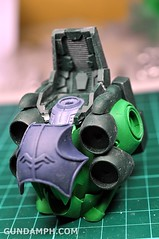 1-100 Kshatriya Neograde Version Colored Cast Resin Kit Straight Build Review (28)