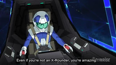 Gundam AGE 2 Episode 26 Earth is Eden Screenshots Youtube Gundam PH (90)